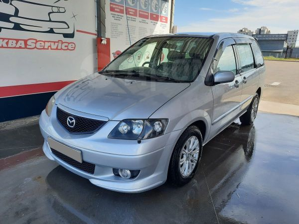 Mazda MPV, 2000 год, 335 000 руб.