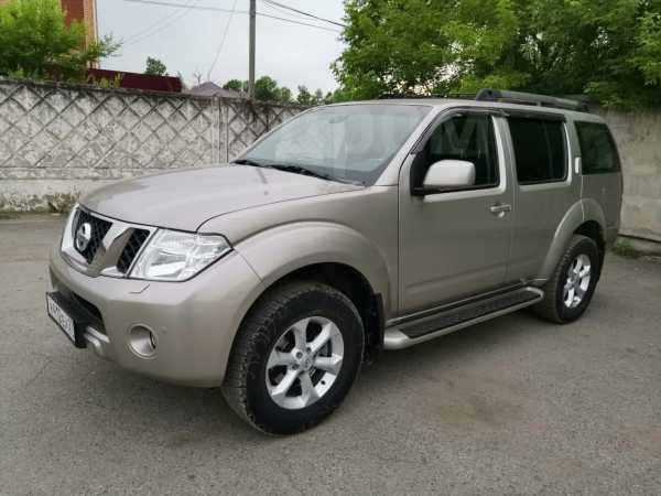 Nissan Pathfinder, 2013 год, 1 100 000 руб.