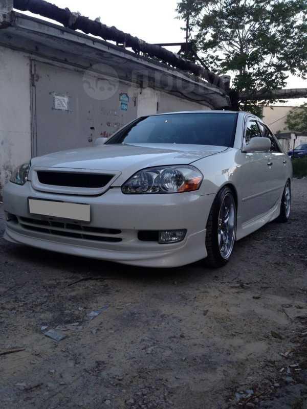 Toyota Mark II, 2001 год, 670 000 руб.
