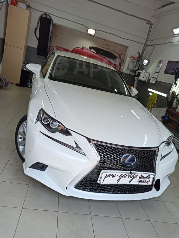 Lexus IS300h, 2013 год, 1 300 000 руб.