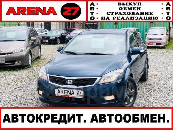 Kia Ceed, 2011 год, 478 000 руб.