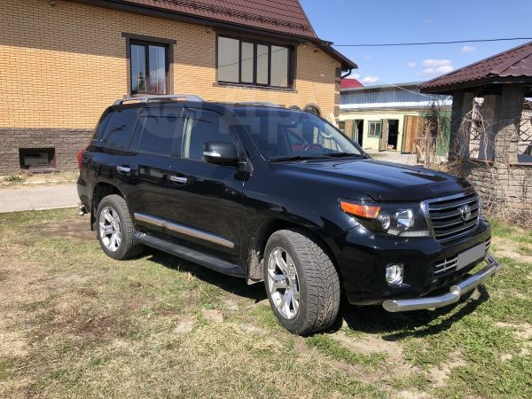 Toyota Land Cruiser, 2014 год, 3 300 000 руб.