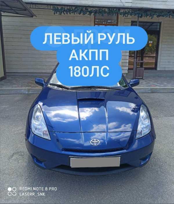 Toyota Celica, 2001 год, 450 000 руб.