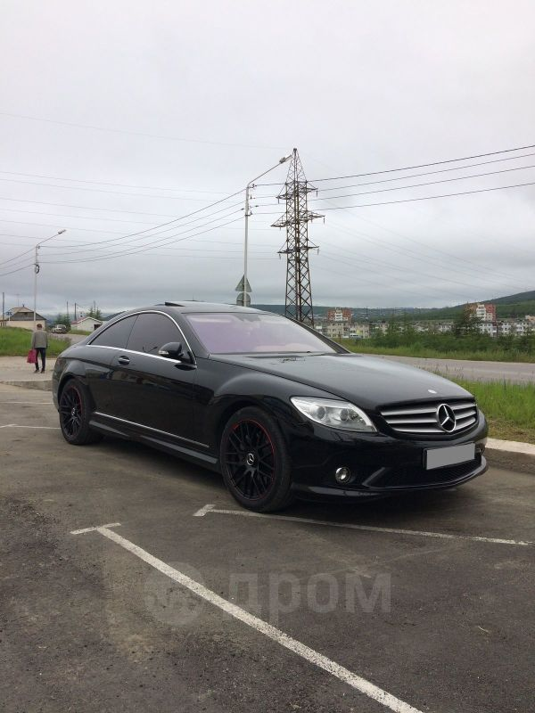 Mercedes-Benz CL-Class, 2007 год, 1 500 000 руб.