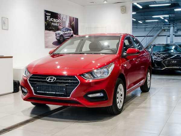 Hyundai Solaris, 2019 год, 903 000 руб.