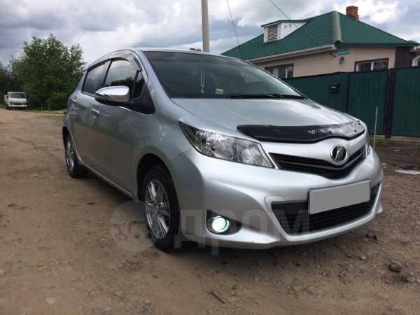 Toyota Vitz, 2012 год, 378 000 руб.