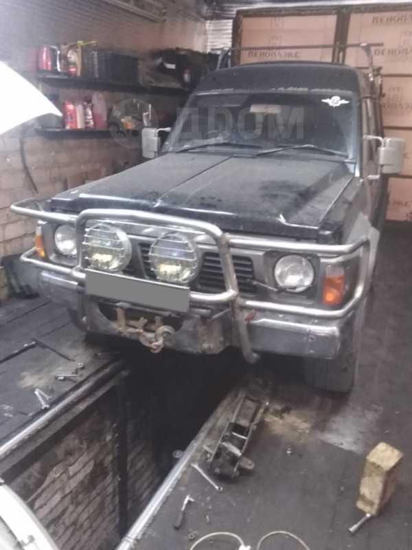 Nissan Safari, 1990 год, 500 000 руб.