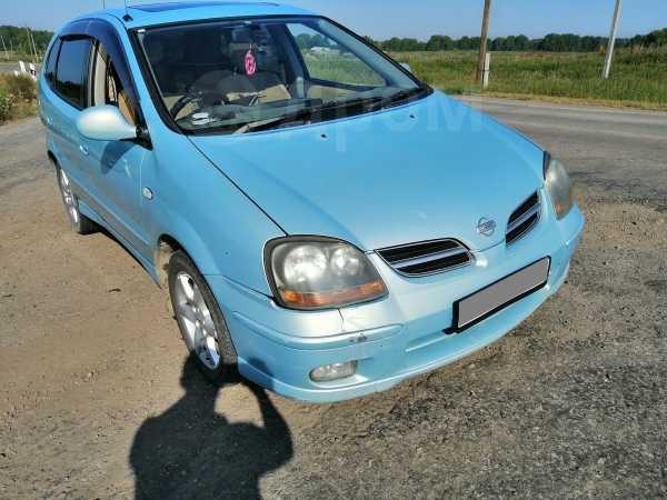 Nissan Tino, 1999 год, 160 000 руб.