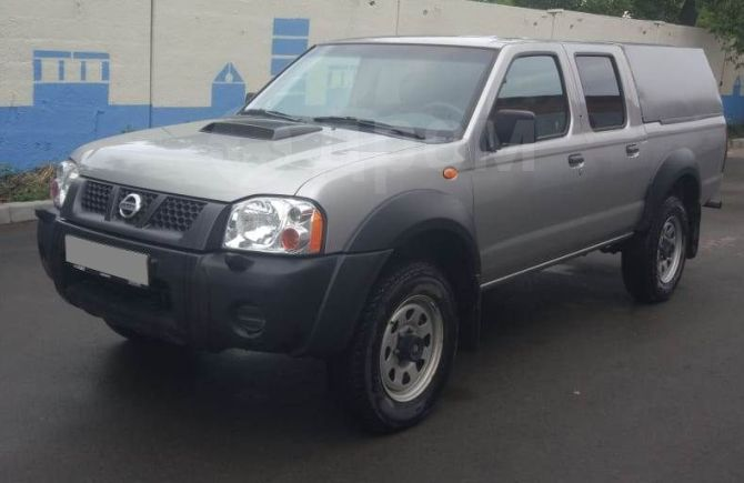 Nissan NP300, 2013 год, 1 020 000 руб.