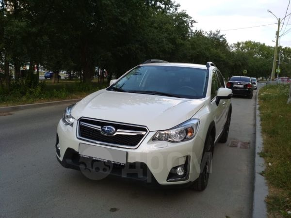 Subaru XV, 2016 год, 1 390 000 руб.