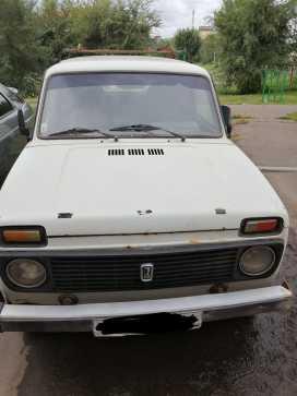 Красноярск 4x4 2131 Нива 2002