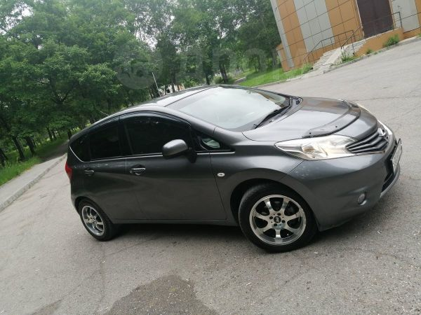 Nissan Note, 2013 год, 469 999 руб.
