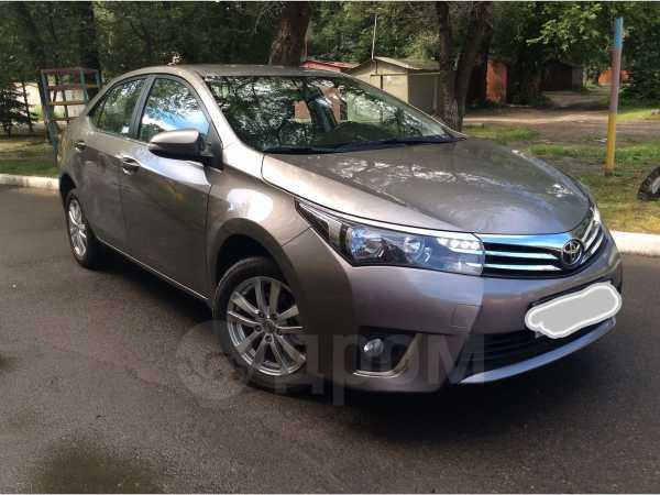 Toyota Corolla, 2013 год, 838 000 руб.
