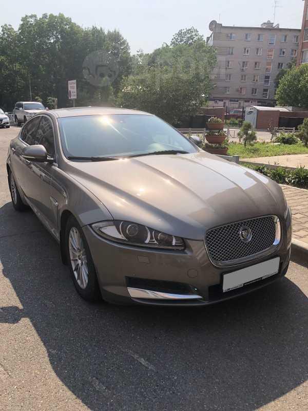 Jaguar XF, 2011 год, 1 080 000 руб.