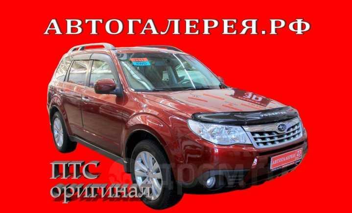 Subaru Forester, 2011 год, 878 000 руб.