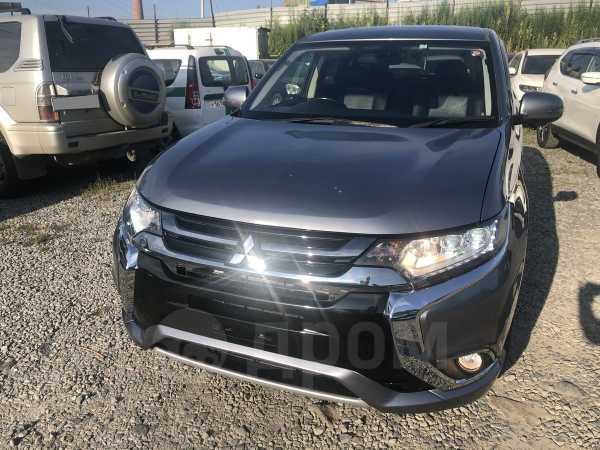 Mitsubishi Outlander, 2016 год, 1 590 000 руб.