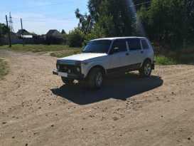 Шадринск 4x4 2131 Нива 2015