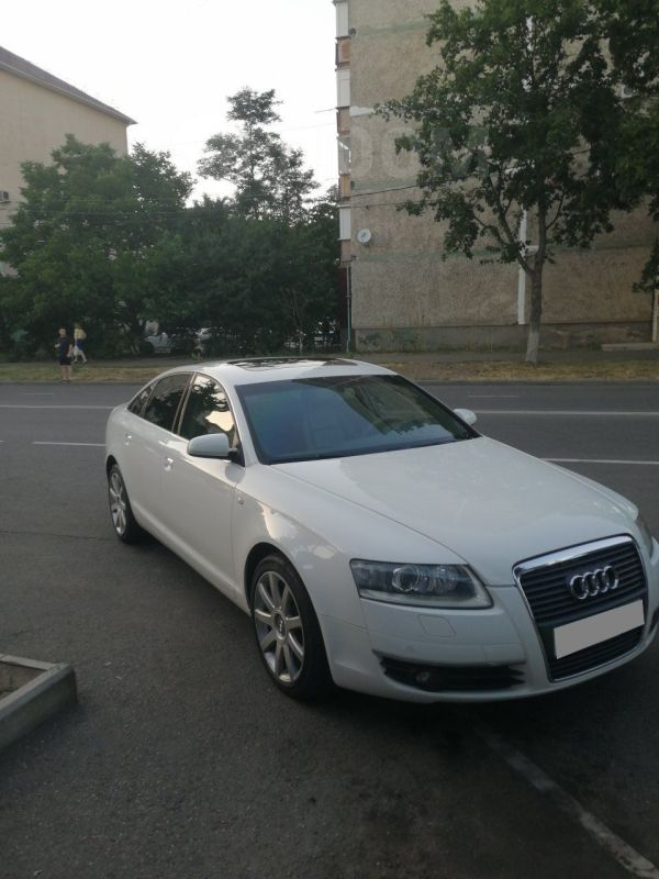 Audi A6, 2004 год, 520 000 руб.