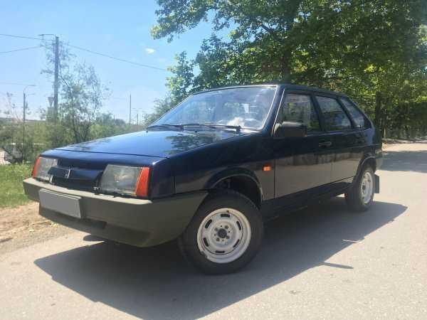 Лада 2109, 1990 год, 145 000 руб.