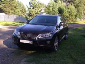 Томск RX350 2012