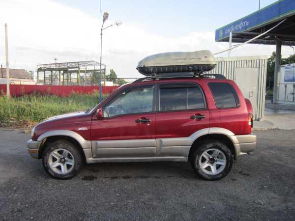 Suzuki Grand Vitara, 2003 год, 405 000 руб.