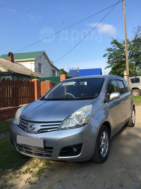 Nissan Note, 2009 год, 350 000 руб.