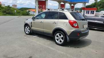 Владивосток Opel Antara 2010