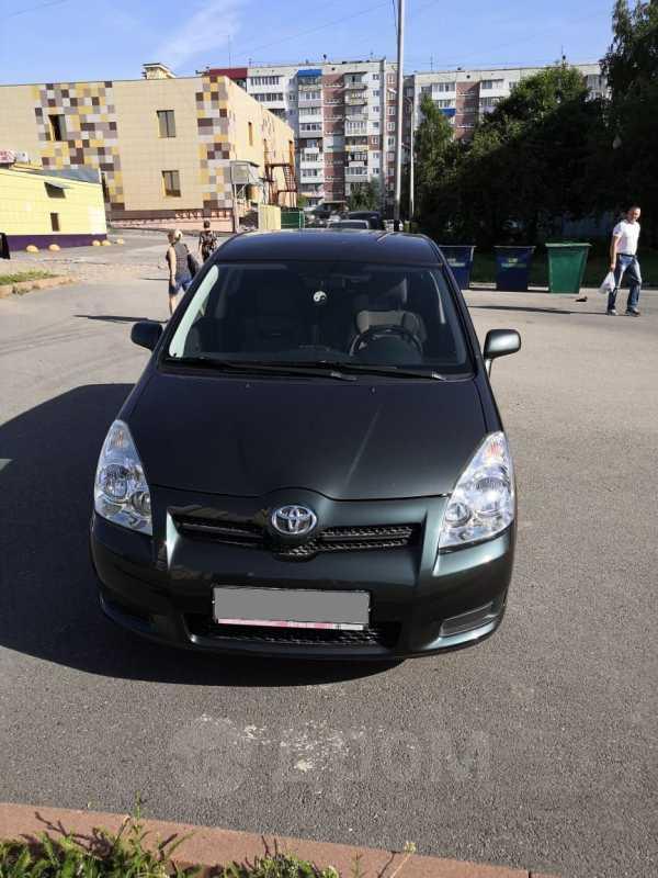 Toyota Corolla Verso, 2007 год, 400 000 руб.