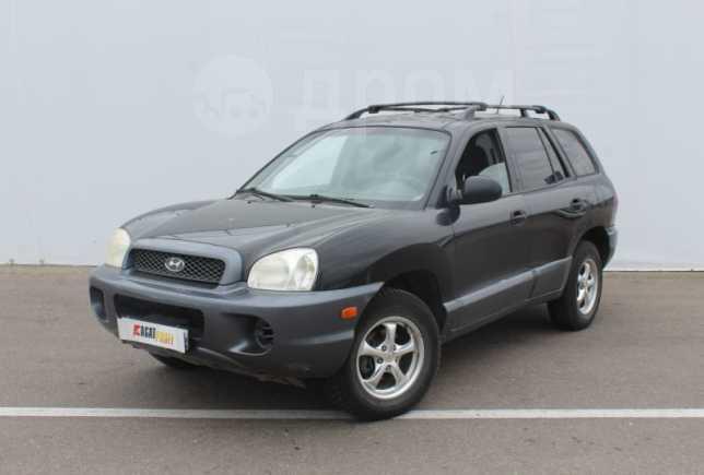 Hyundai Santa Fe, 2004 год, 270 000 руб.