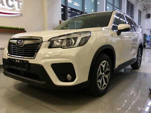 Subaru Forester, 2019 год, 2 696 900 руб.