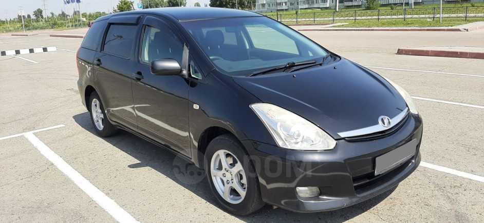 Toyota Wish, 2008 год, 590 000 руб.