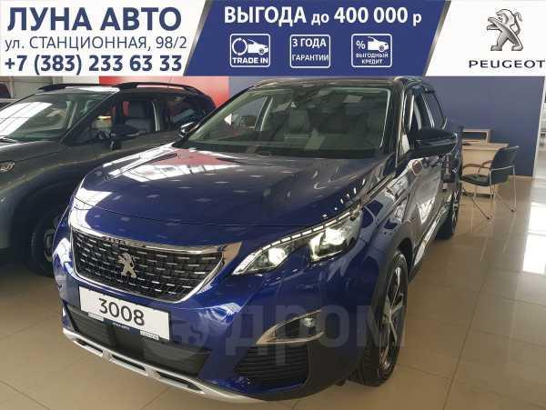 Peugeot 3008, 2019 год, 2 036 000 руб.