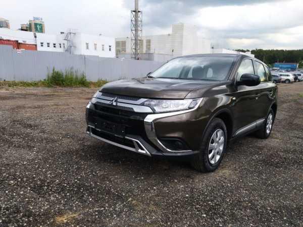 Mitsubishi Outlander, 2019 год, 1 730 000 руб.