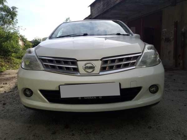 Nissan Tiida Latio, 2010 год, 365 000 руб.