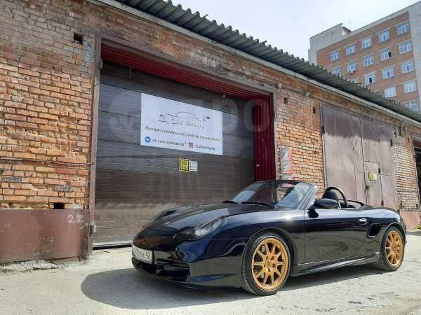 Porsche Boxster, 2001 год, 880 000 руб.