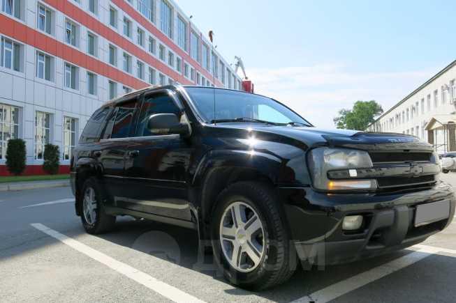 Chevrolet TrailBlazer, 2007 год, 610 000 руб.
