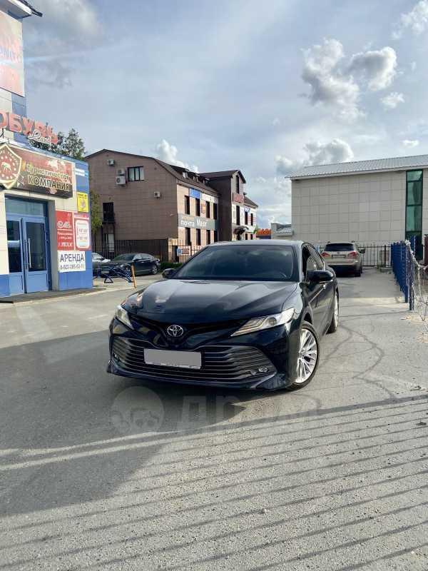 Toyota Camry, 2018 год, 2 140 000 руб.