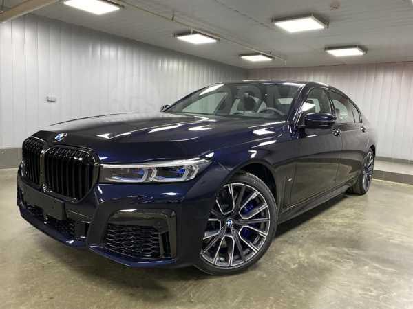 BMW 7-Series, 2020 год, 10 750 000 руб.