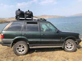 Иркутск Range Rover 2001