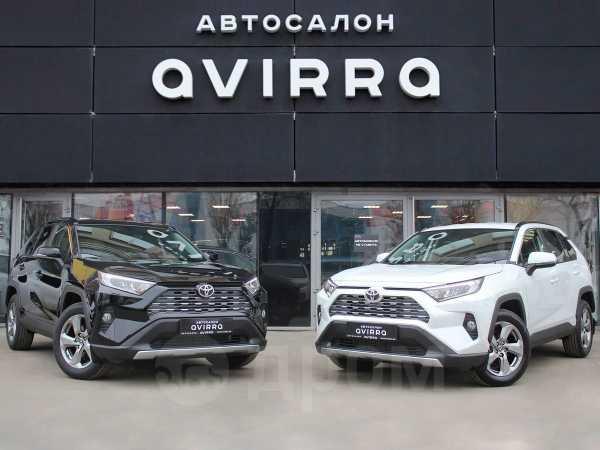 Toyota RAV4, 2020 год, 2 120 000 руб.