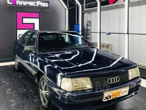 Audi 100, 1989 год, 138 500 руб.