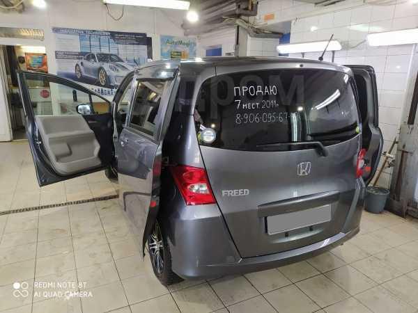 Honda Freed, 2011 год, 599 000 руб.