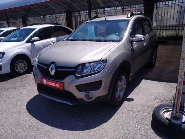 Renault Sandero, 2015 год, 519 000 руб.