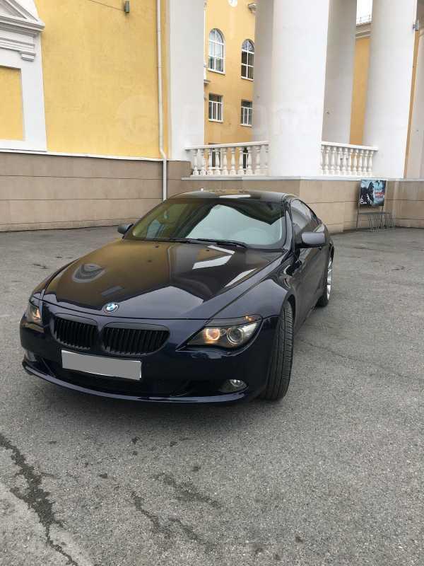 BMW 6-Series, 2007 год, 790 000 руб.