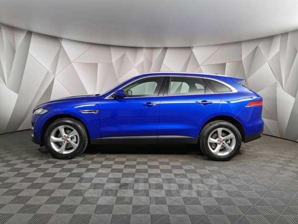 Jaguar F-Pace, 2020 год, 4 264 244 руб.