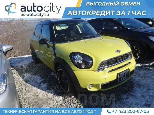 Mini Countryman, 2015 год, 1 220 000 руб.
