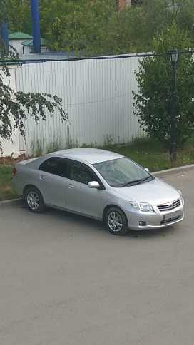 Тюмень Corolla Axio 2010