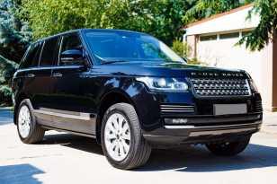Симферополь Range Rover 2013