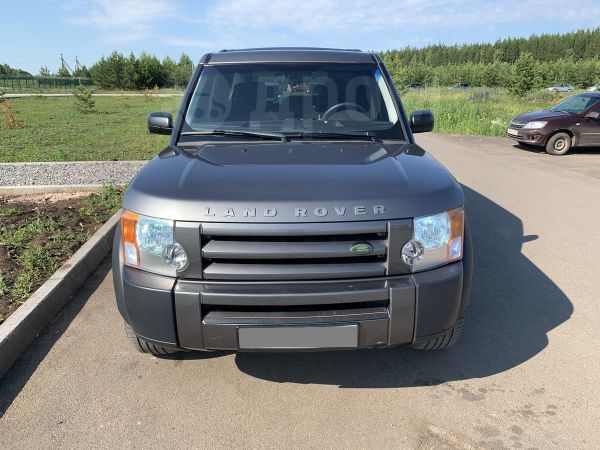 Land Rover Discovery, 2007 год, 800 000 руб.