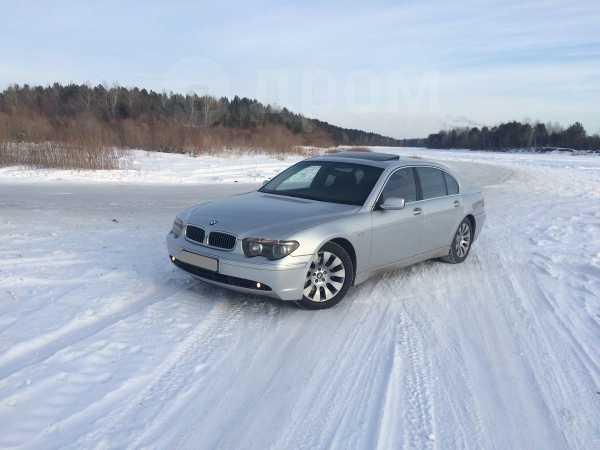 BMW 7-Series, 2002 год, 800 000 руб.